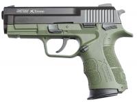 Пистолет стартовый Retay XTreme кал. 9 мм. Цвет - olive. 11950810