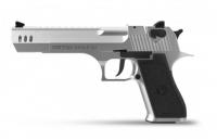 Пистолет стартовый Retay XU кал. 9 мм. Цвет - chrome. 11950600