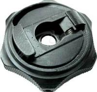 Ротационный зажим GFM 11/12 мм. Высота основания - 7.8 мм. 33370462