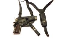 Кобура DeSantis плечевая для пистолета пулемета. 23702284