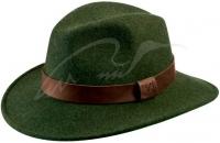 Шляпа Riserva. Размер - 2XL. Цвет - зеленый. 14440381