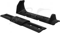 Упор Magpul M-LOK Hand Stop Kit передний на цевье черный. 36830127